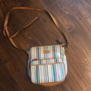 Relic rainbow crossbody bag  🌈